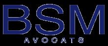 BSM Avocats | Logo
