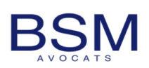 BSM Avocats Logo